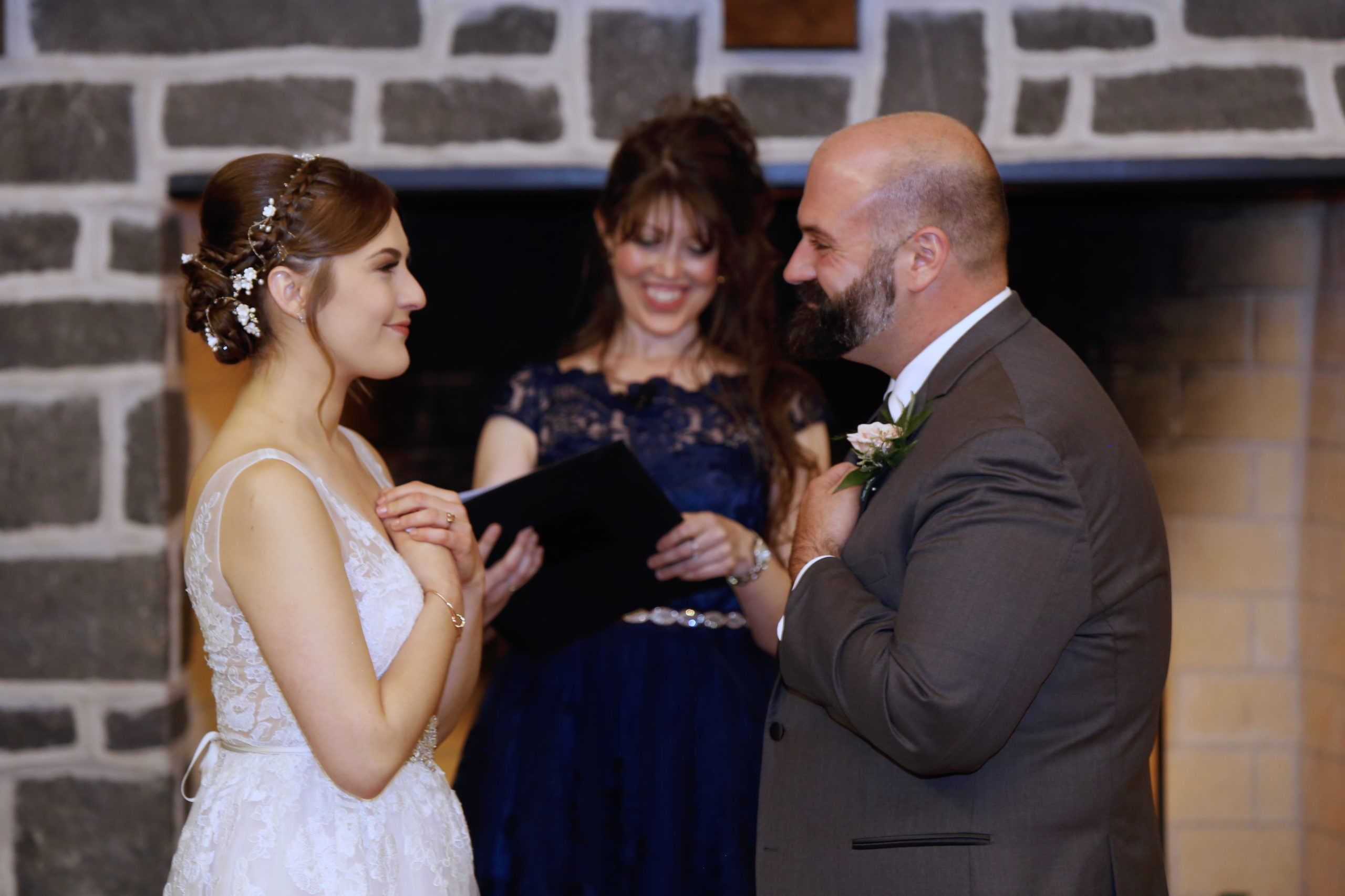 Photo of Ring vows